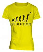 Netball Evolution Ladies T-Shirt