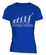 Netball Evolution Ladies T-Shirt