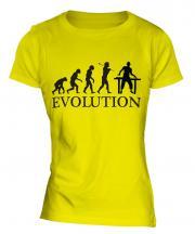 Dj Evolution Ladies T-Shirt