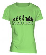 Scooter Evolution Ladies T-Shirt