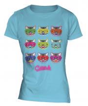 Cattitude Ladies T-Shirt
