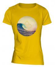 Summer Surf Ladies T-Shirt