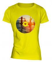 Summer Splash Ladies T-Shirt