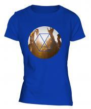 Music Festival Fashion Print Ladies T-Shirt