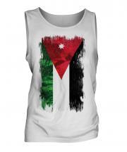Jordan Grunge Flag Mens Vest