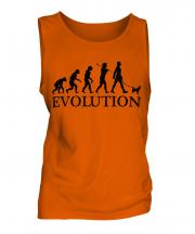 Chihuahua Evolution Mens Vest
