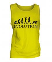 Scottish Deerhound Evolution Mens Vest