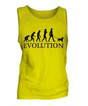 Welsh Springer Spaniel Evolution Mens Vest