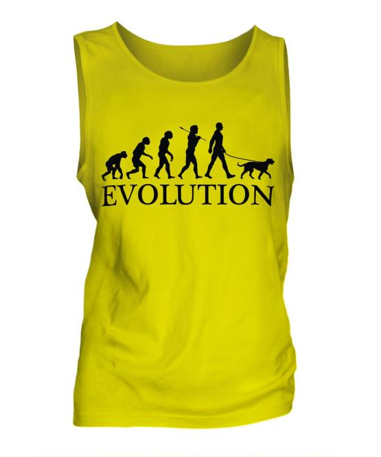Pointing Griffon Evolution Mens Vest