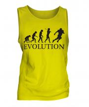 American Footballer Evolution Mens Vest