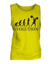 Weightlifter Evolution Mens Vest