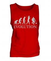 Basketball Evolution Mens Vest