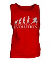 Basketball Player Evolution Mens Vest