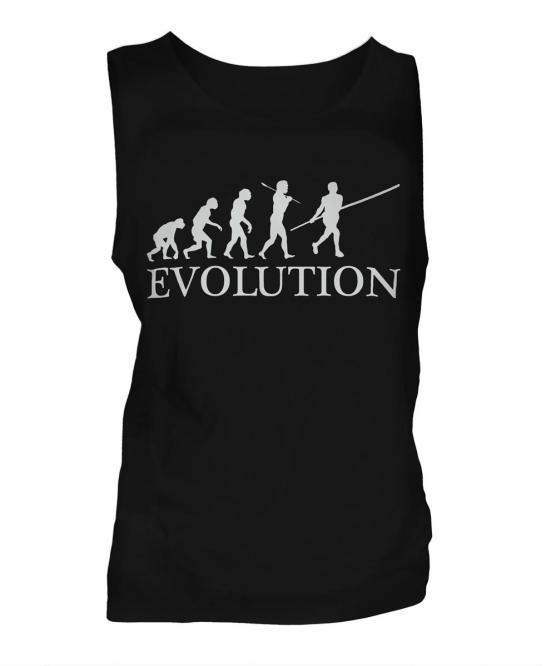 Pole Vault Evolution Mens Vest