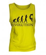 Rock Climbing Evolution Mens Vest