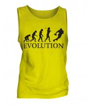American Football Evolution Mens Vest