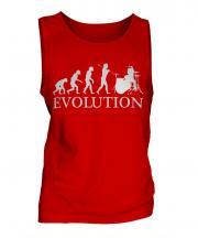 Drummer Evolution Mens Vest