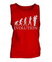Euphonium Player Evolution Mens Vest
