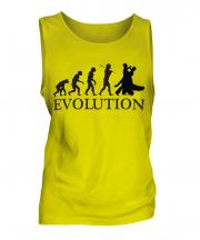 Ballroom Dancing Evolution Mens Vest