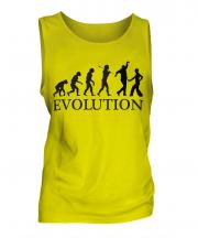 Flamenco Dancing Evolution Mens Vest