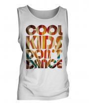 Cool Kids Dont Dance Mens Vest