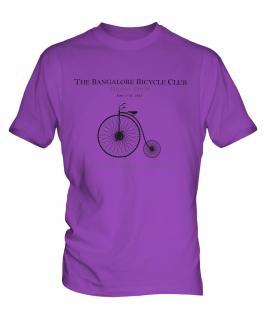 Bangalore Bicycle Club Mens T-Shirt