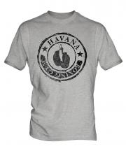 Havana Boxing Gym Mens T-Shirt