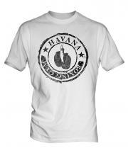 Havana Boxing Gym Mens T-Shirt