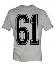 61 Collegiate Mens T-Shirt