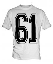 61 Collegiate Mens T-Shirt
