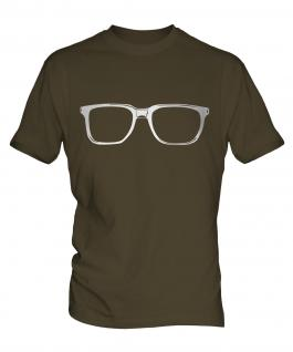 Geek Glasses Mens T-Shirt