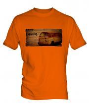 Camper Van Free Living Mens T-Shirt