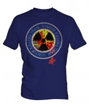 Zombie Killing Team Mens T-Shirt