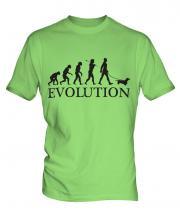 Dachshund Evolution Mens T-Shirt