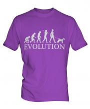 Airedale Terrier Evolution Mens T-Shirt