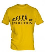 American Eskimo Dog Evolution Mens T-Shirt