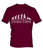 Bloodhound Evolution Mens T-Shirt