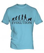 Briard Evolution Mens T-Shirt