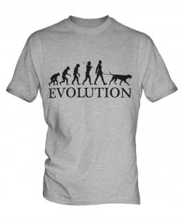 Dalmatian Evolution Mens T-Shirt