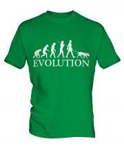Retriever Evolution Mens T-Shirt