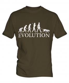 Retriever Evolution Mens T-Shirt