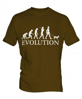French Bulldog Evolution Mens T-Shirt