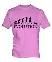 Jack Russell Terrier Evolution Mens T-Shirt