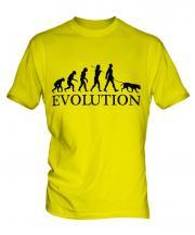Kuvasz Evolution Mens T-Shirt