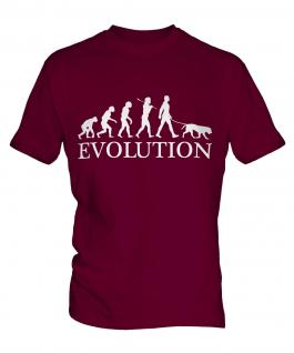 Labrador Retriever Evolution Mens T-Shirt