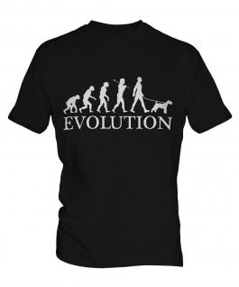 Lakeland Terrier Evolution Mens T-Shirt