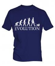 Lowchen Evolution Mens T-Shirt