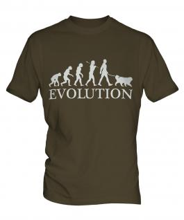 Newfoundland Evolution Mens T-Shirt