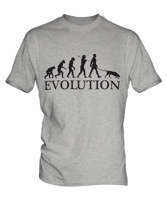 Pointer Evolution Mens T-Shirt