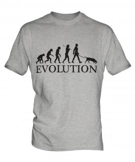 Pointer Evolution Mens T-Shirt
